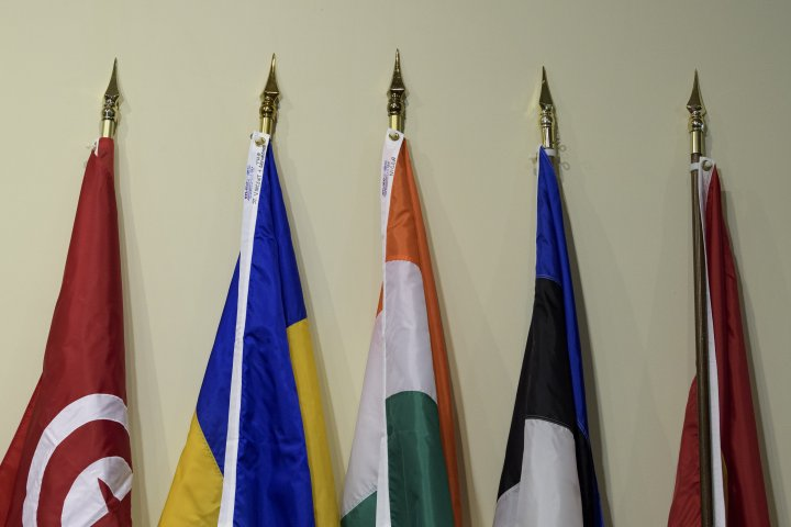 On 1 January 2020, Estonia became a member of the UN Security Council with four new elected members: Niger, Tunisia, Vietnam, and Saint Vincent and the Grenadines