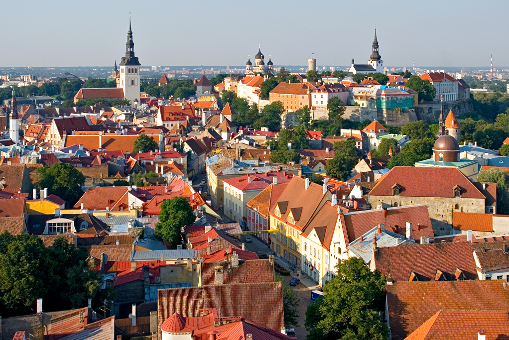 picture of Estonia where Helen is from!