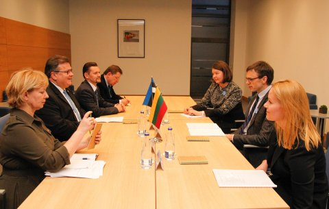 Photo: Ministry of Foreign Affairs of the Republic of Lithuania