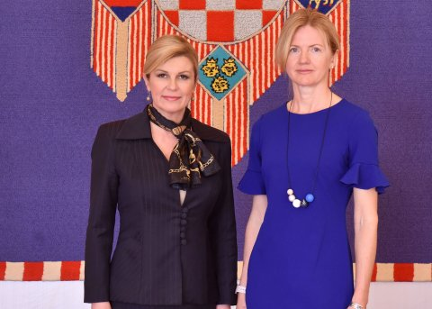 Photo: Office of the President of the Republic of Croatia